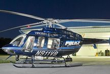 VBPD Aviation Unit / The Aviation Unit provides police aviation resources 7 days a week.  The unit also provides assistance in dignitary transports, air medical rescues and Project Lifesaver support as needed. Standard operating procedure includes a flight crew consisting of a pilot/co-pilot or a pilot and Tactical Flight Officer. 