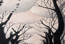 trees / by Frieda Anderson