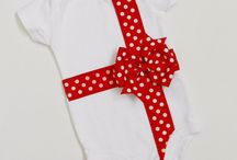 Addi's first Christmas  / by Emily Thune