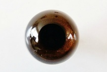 eye's to use in jewelry making / by Constance Brosnan