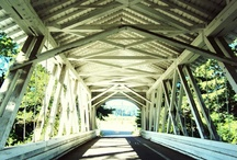 covered bridges / by Jamie Akers - Cove Side Creations
