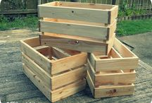DIY: Build; Pallet Projects / by Amelia Bartlett