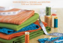 sewing tips / by Connie Fitter
