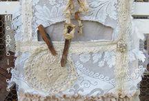 Clothes Pins Bag / by Shirley Roberts