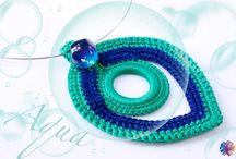 Crochet Jewellery  / by Sammy Field