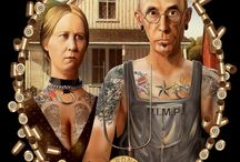 American Gothic / by Bonnie Cavanaugh