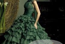 Artwedding Gothic Wedding Dresses / Choose the best Gothic Wedding Dresses for you on Artwedding.com / by Artwedding.com