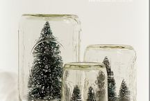 Mason Jars / Recipes, crafts and DIY using mason jars. / by Gazing In