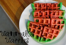 Recipes / by Sandra Pettigrew