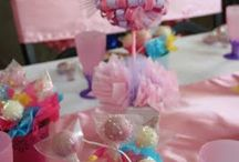Birthday parties / by Jean Roberts