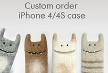 iPhone Cases / by Erin Adams