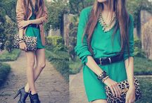 FaSh FoR FaShiON....Short dresses / by Analía Huttemann