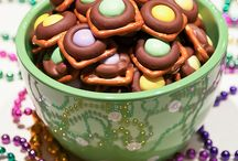 Mardi Gras Treats and Sweets / by bake.love.give.