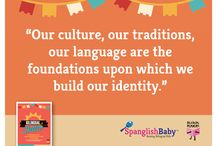 """Quotes from """"Bilingual is Better"""" / by SpanglishBaby"""