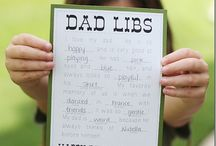 Dad Stuff / by Kristy Whittacre