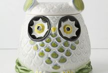 owl obsession / by Jennifer Angelos