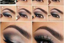 Make up and hair / Beauty / by Krystal Moreno
