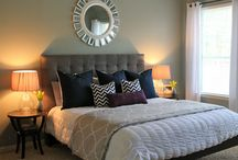 Master Bedroom / by Jess Conger