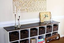 DIY and Decoration: Living room / ideas for living room decoration / by Jasmin Pape