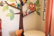 Nursery/kids / by Heidi Petith