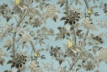Wallpaper & Fabric / by Caroline Ricci