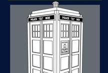 Hello, I'm The Doctor. / by Bethany Hecker