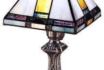 TIFFANY lamps / by Heather Davis