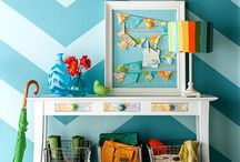 Wall Paint Decor / by Christy Reina