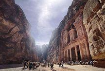 Places I'd Like to Go / by Joanna Martinez