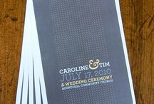 Wedding Stationery / by Modish Wed