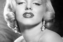 Marilyn Monroe/Norma Jeane / by Tarra Ennis