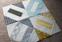 Paper piecing / by Lindee Miller Goodall