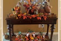Fall Decorating / by Blanche Kirchen