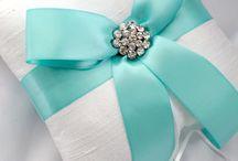 Tiffany Blue Wedding / by Melinda Fuller