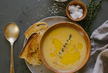 Cozy Soups / by Lindsay Emery