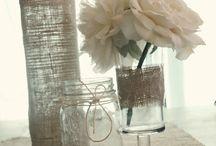 Wedding Reception / Possible ideas for my wedding reception. / by Miranda Tucker