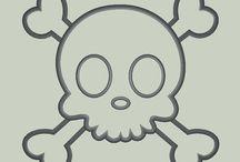 skulls / by Cola Hasch
