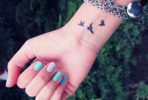 Tatto / by Nathalia Trentini