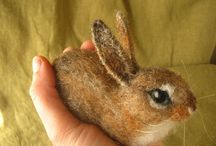 Needle felted easter / by Linda Ashford
