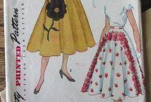 Circle Skirt Inspiration / by Casey K.