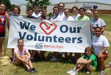 Volunteering In NWA / Volunteer opportunities in Northwest Arkansas / by Play Create Explore