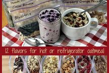Healthy Breakfast Recipes / Healthy breakfast recipes and ideas / by Amy {fun-baby-shower-ideas.com}