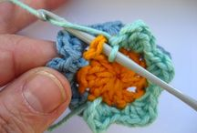 knit and crochet / by Brittany Wheat