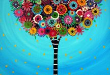 Tree of Life graphics / by Margo Catts