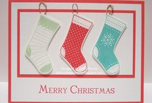 Stampin Up Christmas / by Patricia Chiszar