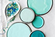 Colors and Home Decor / Color palettes, decorating tips and ideas. / by Kerri Avery