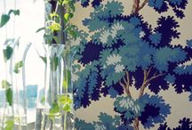 Fabric and Wall coverings / by Pamela Querin
