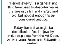 Know Your Jewelry Terms / Definitions of common jewelry terms / by Geolat and Associates