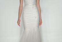 Trumpet wedding dresses / by Dominique Durham