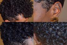 Hairstyles / hair_beauty / by ebony osborne
